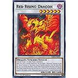 Yu-Gi-Oh! - Red Rising Dragon - SAST-EN099 - Savage Strike - First Edition - Common