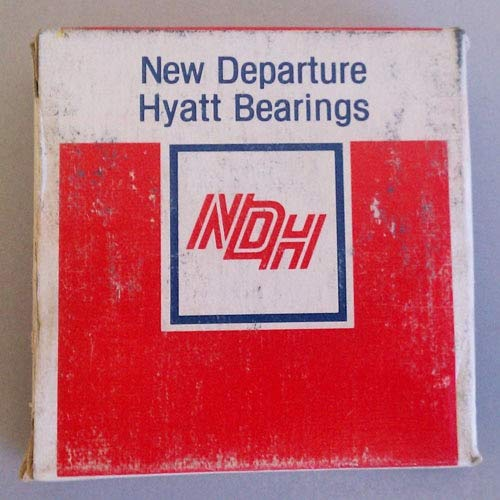 5204 Hyatt New Double Row Ball Bearing