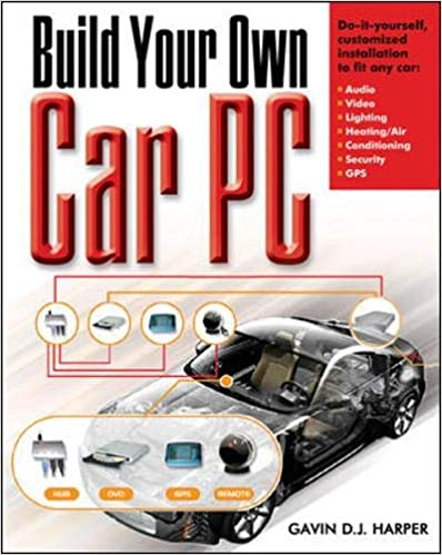 Customize Your Own Car Online >> Build Your Own Car Pc Gavin D J Harper 9780071468268 Amazon Com