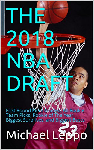THE 2018 NBA DRAFT: First Round Picks Graded, All Rookie Team Picks, Rookie of The Year, Biggest Surprises, and Biggest Busts