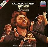 Rossini 7 Overtures : Guglielmo Tell, Il Signor Bruschino, Il Viaggio a Reims, La Scala di seta, La Gazza ladra, Il Turco in Italia, L'Italiana in Algeri Chailly (London)