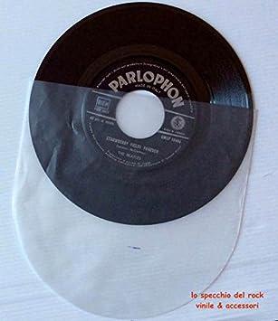 Bolsas antiestáticas 50 para discos de vinilo, 45 ...