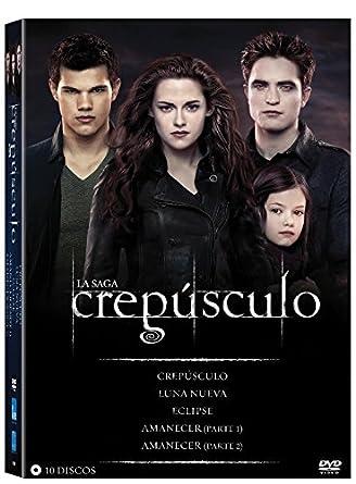 Pack Saga Crepusculo [DVD]: Amazon.es: Kristen Stewart, Robert ...