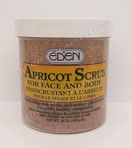 Eden Apricot Scrub For Face And Body - 6