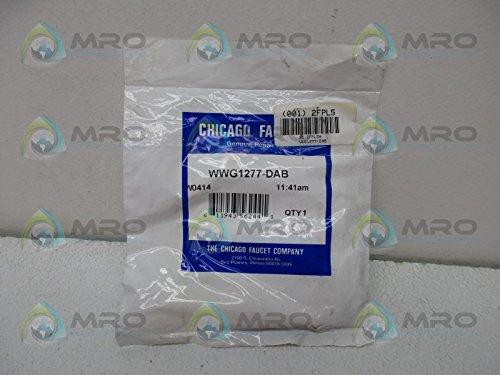CHICAGO FAUCETS WWG1277-DAB QUATURN STEM CARTRIDGE REPAIR KIT NEW IN FACTORY BAG
