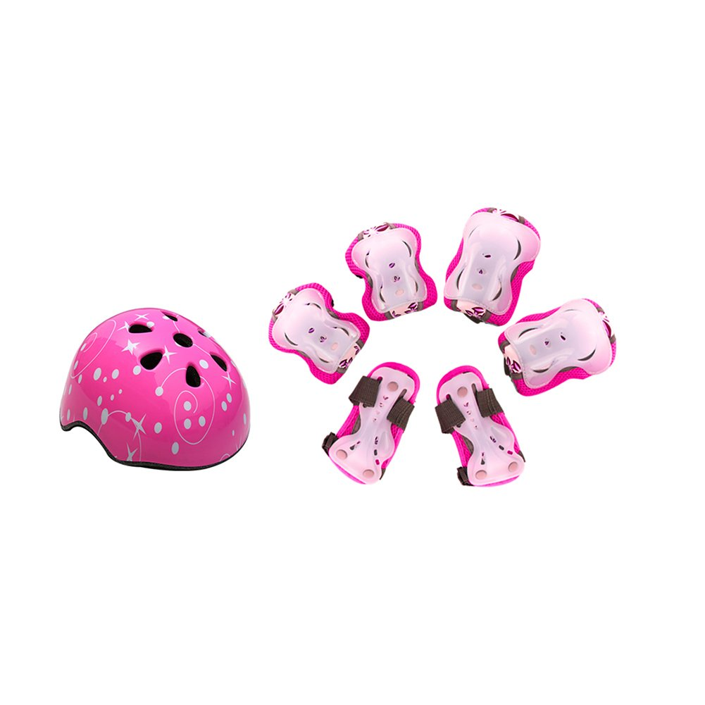 XUERUI Knee Pad, Elbow Bracers For Skateboarding, Biking, Horseback Riding, Biking And Various Sports, Scooter, Bike, Roller Skates ( Color : Blue )