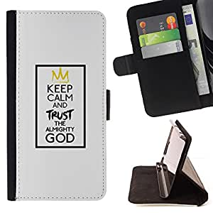 Kobe Diy Case / For HTC One M8 Religious Quote Christ Psalm Dual Layer caso de Shell HUELGA Impacto pata de cabra con im???¡¯???€????€??????&aci