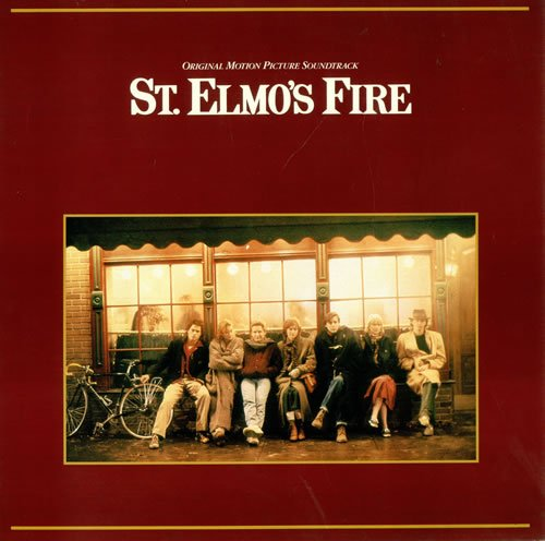 St. Elmo's Fire by Atlantic Records