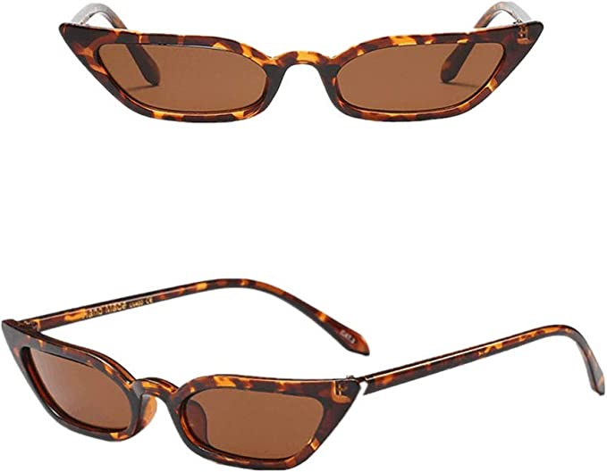 CAT EYE DAMEN BRILLE Retro Sunglasses 50er 60er Katzenaugen Vintage Karneval