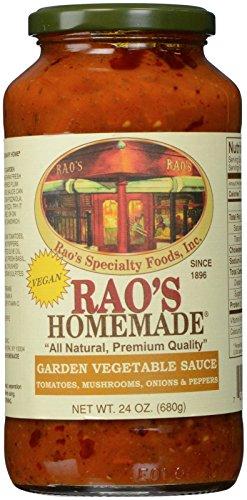 RAOS SAUCE GARDEN VEGTBL by Raos Specialty Food