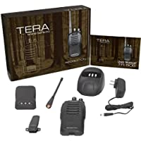 TERA TR-505-M Dual-Band 16 Channel MURS NOAA GMRS Handheld Emergency Two-Way Radio