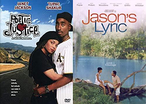 Jada/ Regina/ Janet Gangsta Girl Night Classics : Poetic Justice + Jason's Lyric DVD Collection 2 Feature Films (Justice Dvd Poetic)