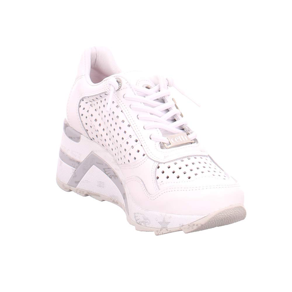 Cetti C-1143 SRA - Damen Damen Damen Schuhe Turnschuhe - Sweet-Weiß cf3c04