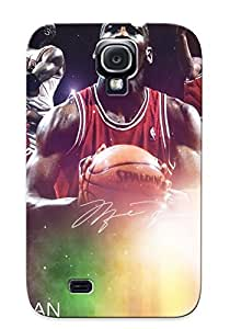 Appearance Snap-on Case Designed For Galaxy S4- Michael Jordan(best Gifts For Lovers)