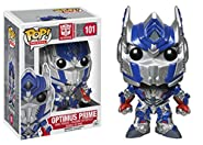 Funko POP! Movies: Transformers: Age of Extinction-Optimus Prime Action Figure