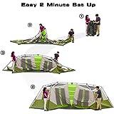 Ozark-Trail-8-Person-Instant-Double-Villa-Cabin-Tent-Green