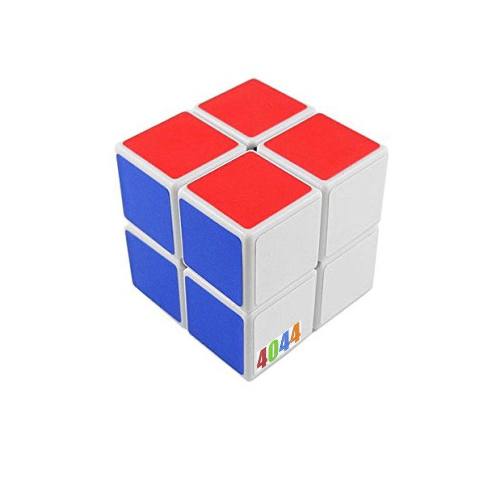 2 level 2x2 Single Hand Magic Cube Toys Speeding Puzzles Competition Race Speed Classic Games World Twist Jouets Jeux Jeu