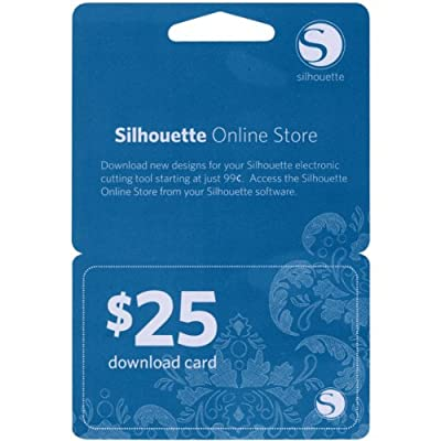Silhouette Of America $25 Download Gift Card