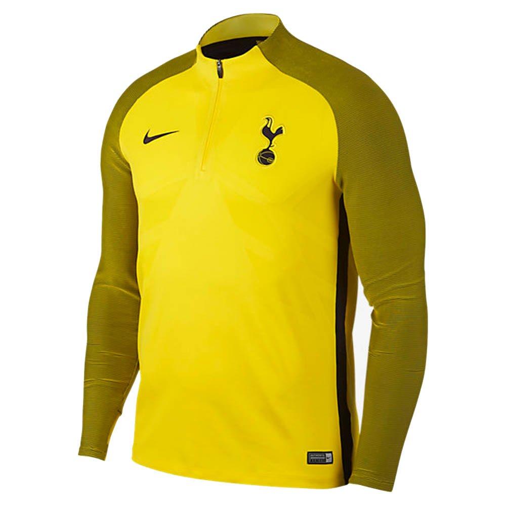 2017-2018 Tottenham Nike Strike Drill Training Top (Opti Yellow) B074579WTJ