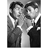 #7: Dean Martin with Jerry Lewis Whispering 8 x 10 inch Photo