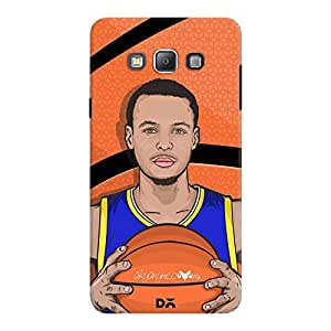 DailyObjects Curry Basketball Case For Samsung Galaxy A7