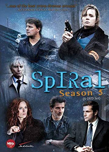 Spiral: Season 5 (Spiral Episodes)