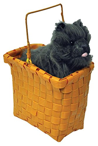 Picnic Basket Costume Halloween (TOTO IN BASKET)