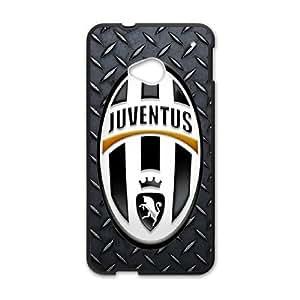 HTC One M7 Phone Case for Juventus pattern design GJV06QTS24462