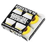 Bones Hardcore 4pc Medium White/Yellow Bushings