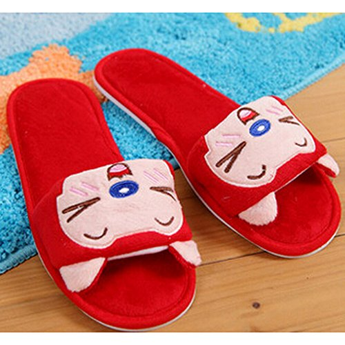 Slipper Home Ahri Plush E Animation Cartoon Slippers Women's a market Summer wFqT40