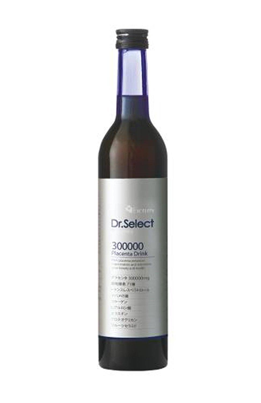 ドクターセレクト 300000プラセンタドリンク ボトル 500ml B010RYC25Y