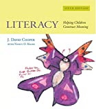 img - for Literacy: Helping Children Construct Meaning book / textbook / text book