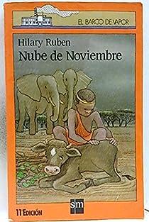 Nube de noviembre par Ruben