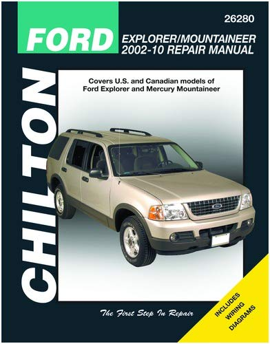2002 ford sport trac owners manual