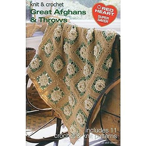 Coats Crochet Abrigos y Clark Books-Great los Afganos y Mantas - Super Saver: Amazon.es: Hogar