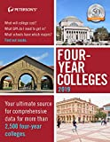 Four-Year Colleges 2019 (Peterson's Four Year Colleges)