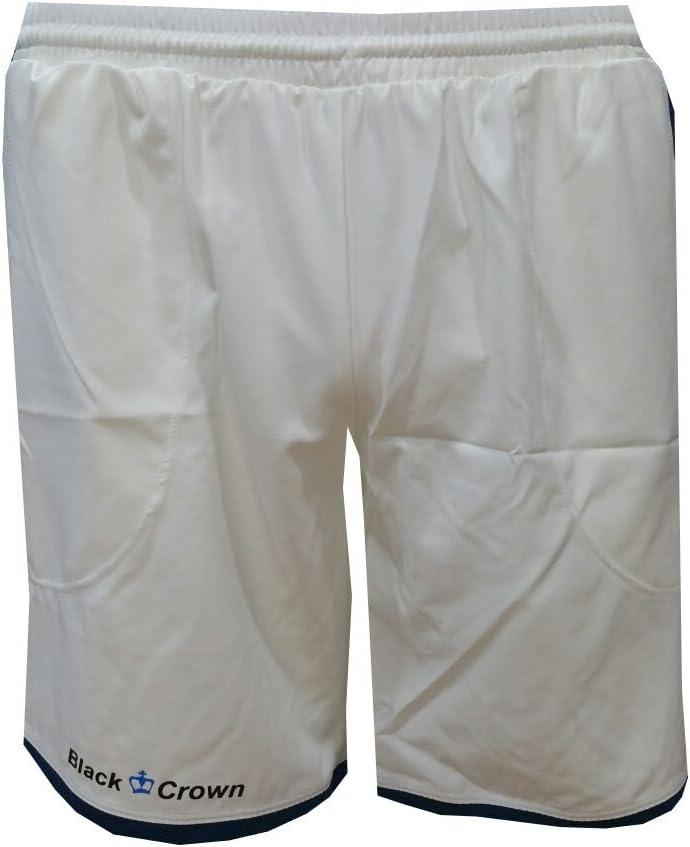 Black Crown Pantalón Padel Hombre Willy-M: Amazon.es: Deportes y ...