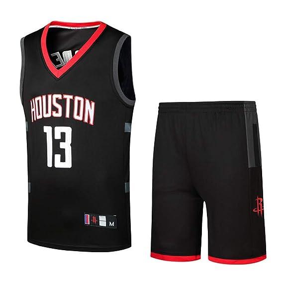 NBA Jersey Houston Rockets No. 13 El Uniforme de Baloncesto for ...