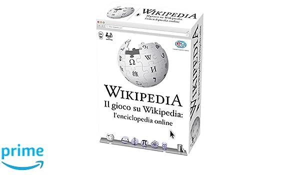 Editrice Giochi 6028800 - Juegos de mesa Wikipedia: Amazon.es: Juguetes y juegos