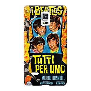 Bumper Hard Cell-phone Case For Sumsang Galaxy S3 Mini (vXi5904kYrY) Unique Design Beautiful The Beatles Skin