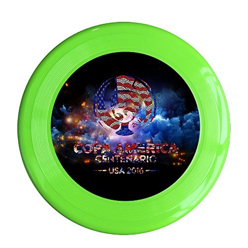 Kim Lennon Copa Amerinia 2016 Custom Outdoor Plastic Sport Disc Colors And Styles Vary KellyGreen Size One - Ray Ban Lennon
