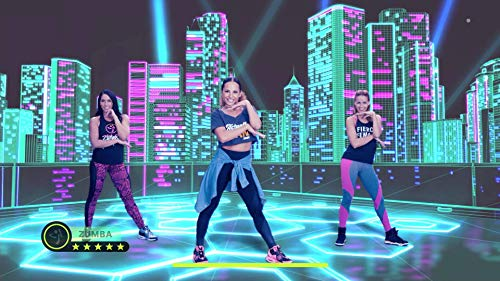 Zumba Burn It Up (Nintendo Switch)