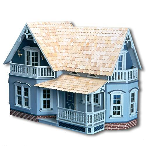 Greenleaf Corona Dollhouse Kit, Magnolia