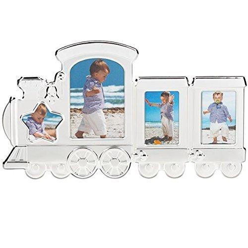 Lenox Baby Train Photo Frame by Lenox