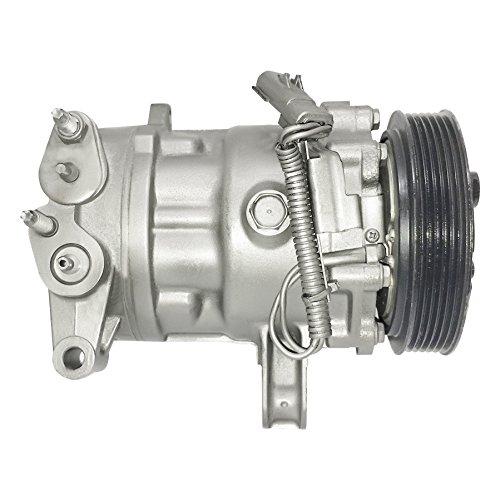 RYC Remanufactured AC Compressor and A/C Clutch FG576