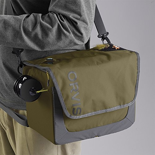 Orvis Safe Passage (Orvis Safe Passage Guide Kit Bag Olive/Grey OS)
