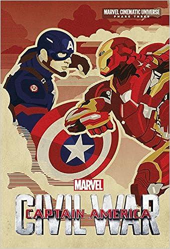 Amazon com: Phase Three: Marvel's Captain America: Civil War