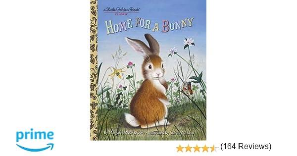 Amazon.com: Home for a Bunny (Little Golden Book) (9780307930095 ...