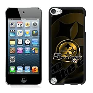 NFL Pittsburgh STEELERS iPod Touch 5 Case YMH91400 NFL Generic Hard Phone Case Cover