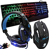 20%OFF em Kit Gamer